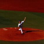 横浜DeNA:田中健二朗投手