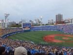 最下位でも横浜スタジアム満員御礼!DJやライダー不在に違和感:観戦記