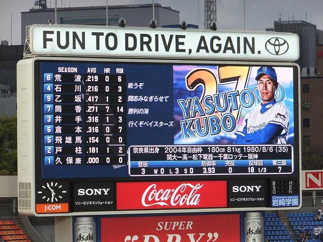 スターティングメンバーに横浜高校出身が5人も!横浜DeNAベイスターズ