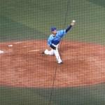 横浜スターナイト先発!石田健大投手