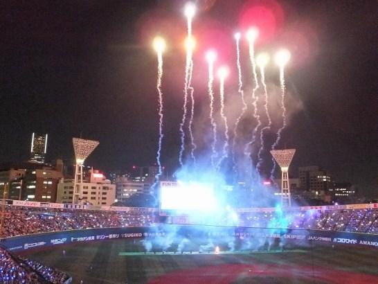 横浜スターナイト2016に行ってきた!最後の花火♪
