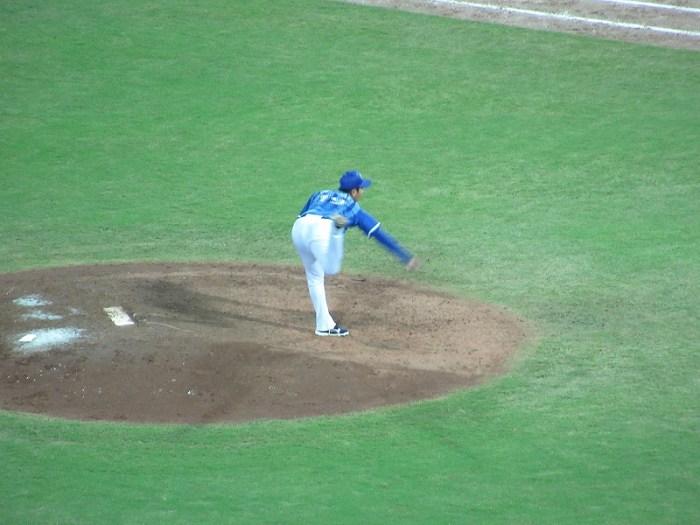 横浜DeNAベイスターズ山崎康晃投手:2016CS