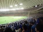 横浜DeNA初のCS!ベイファンの熱気が!東京ドームの雰囲気は【写真付観戦記】