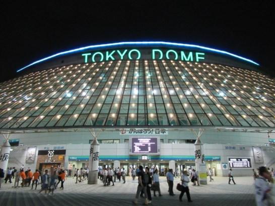 東京ドーム・都市対抗野球を観てきた!