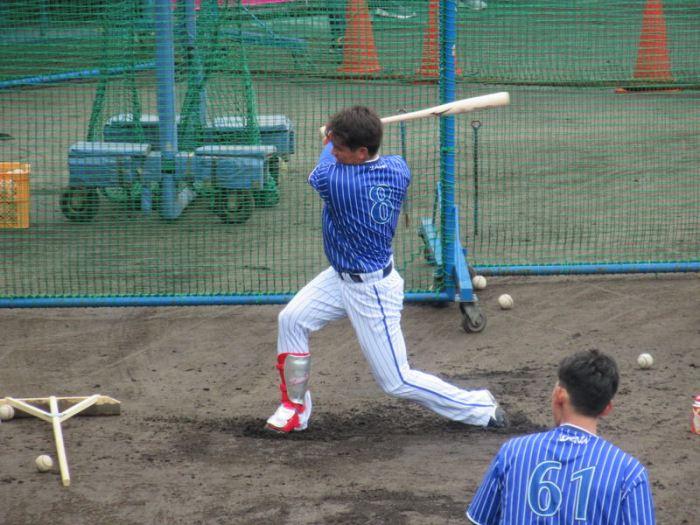 神里選手!ドラフト2位即戦力:2018年横浜DeNAベイスターズ沖縄宜野湾キャンプ