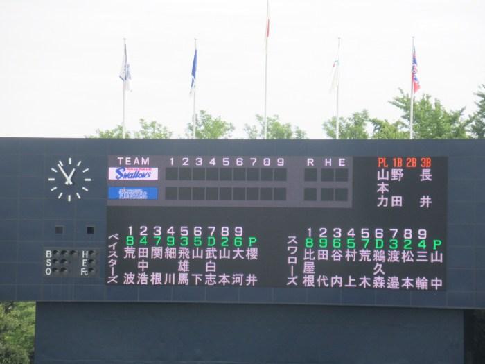 スタメン:横須賀スタジアム最終戦2018