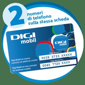 DigiMobil: Configurare l'apn per la navigazione internet