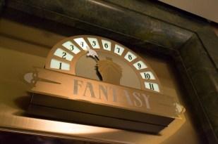 Disney Fantasy elevator indicator