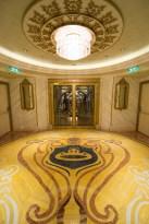 Disney Fantasy Royal Court restaurant entrance