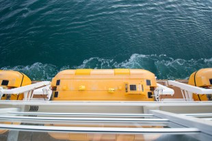 Disney Fantasy lifeboats
