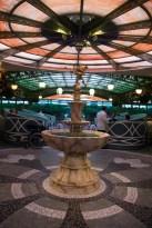 Enchanted Garden fountain