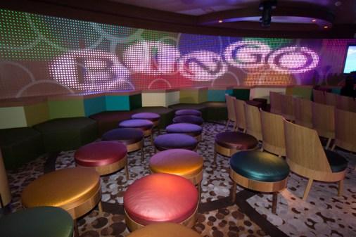 D Lounge during BINGO