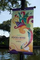 Food and Wine Festival banner