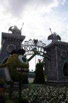Monsters University floral display
