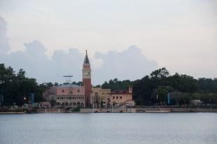 Italian pavilion in the World Showcase