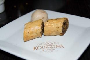 Baklava from Cat Cora's Kouzzina at The Boardwalk