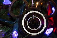 2013 Mickey head ornament