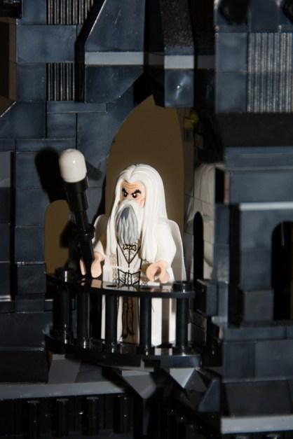 Saruman the White in Orthanc