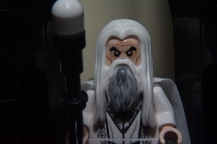 Saruman the White in Orthanc