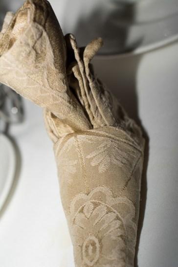 Shoe napkin