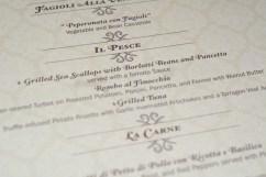 Palo menu