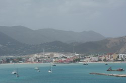 St. Maarten from the Disney Fantasy