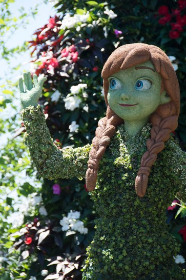 Anna topiary