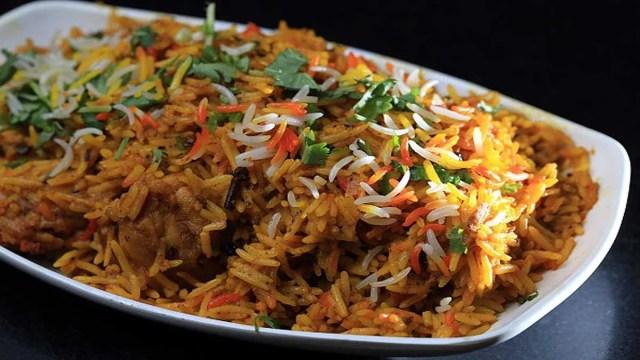 World's Costliest Biryani Edible 23 Karat Gold
