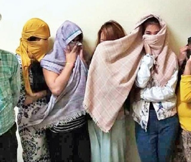 Gurugram Cops Have Cracked Down On About  Spas This Year Arresting Over  Massage Girls
