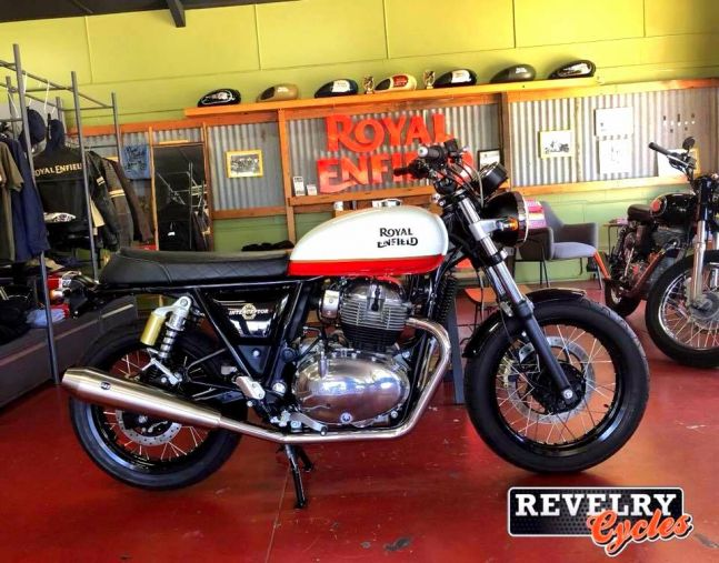 royal enfield 650 twins hands on video