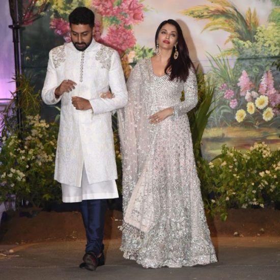 Sonam Kapoor wedding reception