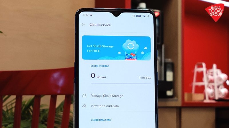 OnePlus Cloud Storage
