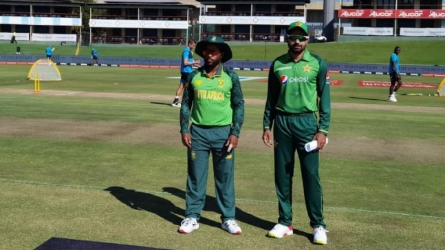 South Africa vs Pakistan, 1st ODI in Centurion: As it ...