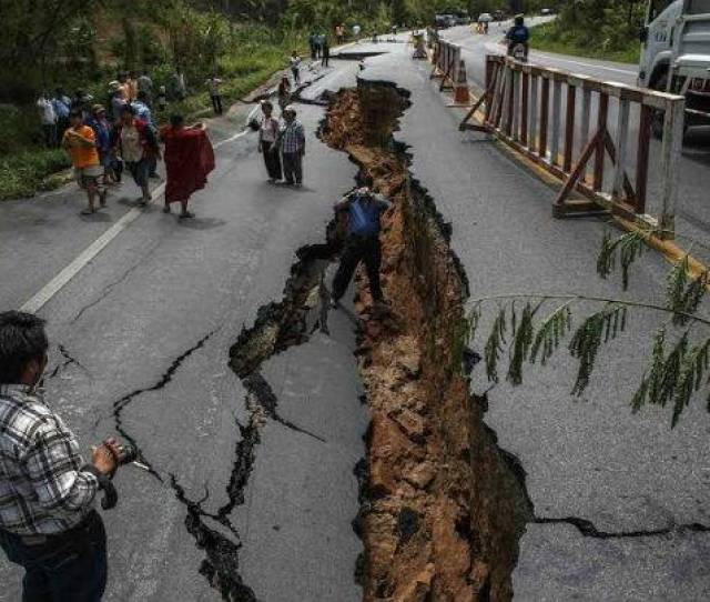 Deadliest Earthquakes Recorded Till Date