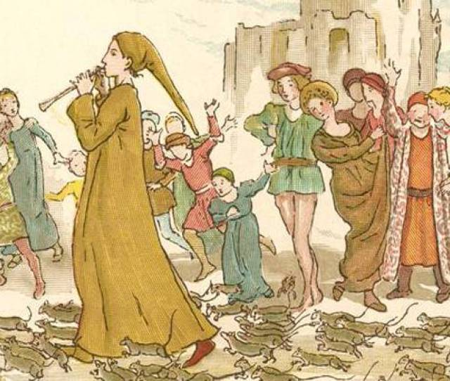 The Truth Behind The Pied Piper