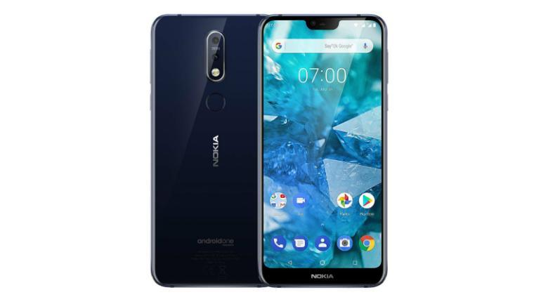 Nokia 7 1 With 5 84 Inch Puredisplay Zeiss Branded