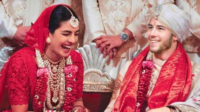Image result for priyanka chopra wedding dress photos