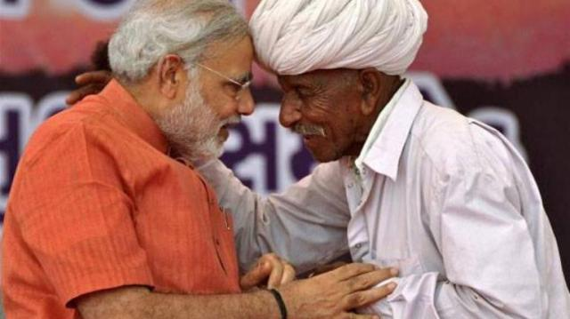 Acche din for farmers: Modi govt to announce Rs 4,000 per acre direct transfer, crop loan at 0 per cent interest - Business News