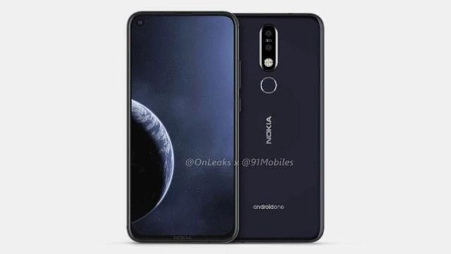 Image result for Nokia 8.1 Plus