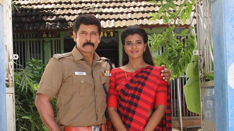 Image result for aishwarya rajesh saamy 2