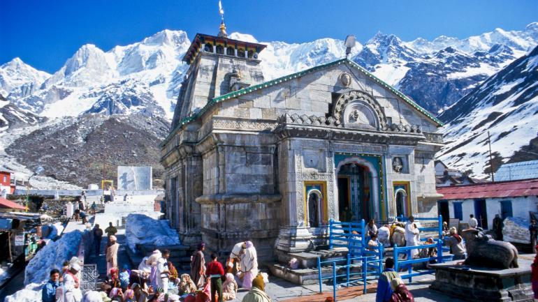 Gangotri, Yamunotri and Kedarnath Closed for Winters