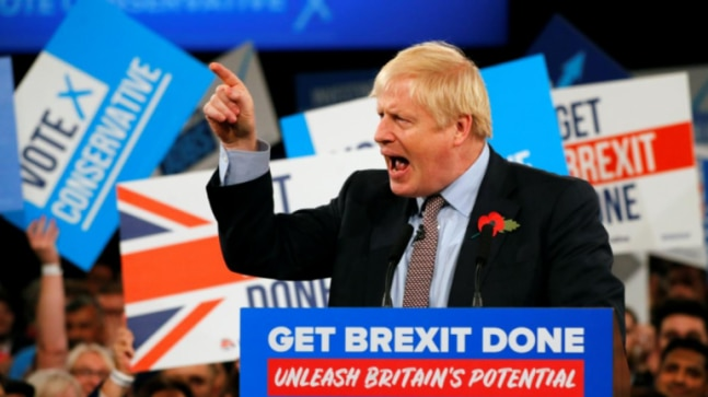 UK PM's election campaign launch marred by gaffe, resignation, doctored video