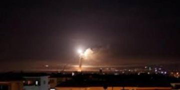 Israel says intercepts incoming rocket fire from Syria