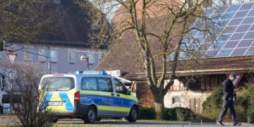 6 killed in Germany capturing, suspect arrested