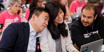 Andrew Yang's wife details alleged sexual assault by doctor