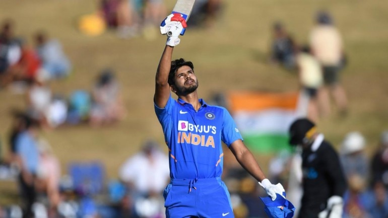 shreyas iyer India vs New Zealand ODI UnBumf