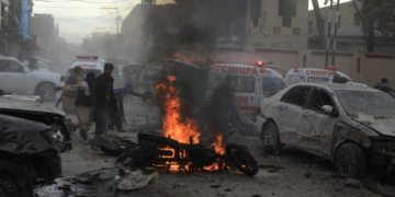7 killed in blast near court in Pakistan's Balochistan