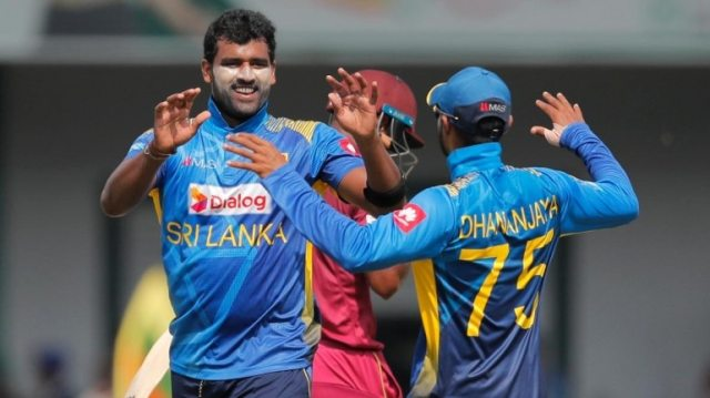 Sri Lanka retained the ODI squad with the exception of Dimuth Karunaratne.(AP Photo)