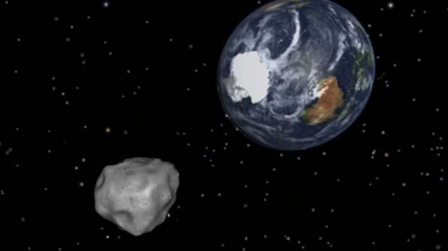 "The asteroid ""killer"" will pass Earth today"