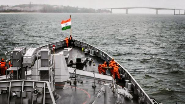 Faced with cash crunch, Indian Navy to house new aircraft carrier at  private shipyard - India News
